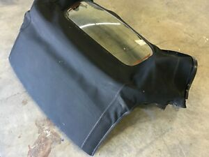 2017 2019 Mazda Miata Mx 5 Soft Top Convertible Assembly Glass Window Oem Used