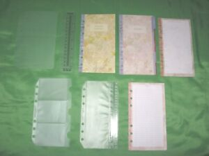 Compact 1 Year Undated Refill Lot Day Runner Planner Franklin Covey Regency