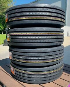 4 Tires Cosmo Ct518 Plus 255 70r22 5 Load H 16 Ply All Position Commercial