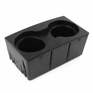 Fits Ford Superduty F250 2011 2016 Center Floor Console Cup Holder Insert 2 Cups