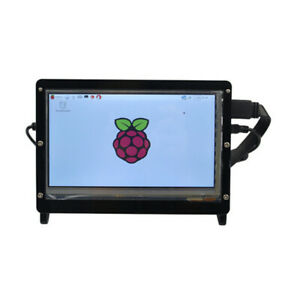 For Raspberry Pi 2 B 3 B Acrylic 7 Inch Hdmi Lcd Touch Screen Case