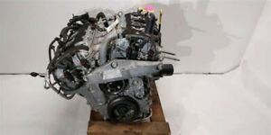 2018 Chevrolet Traverse Engine Assembly 3 6l Automatic Transmission Fwd Oem