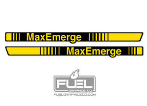 John Deere Maxemerge Planter Decal Set For 7000 7100 Models And More 32 X 3