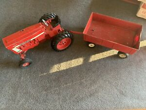 Ertl International 966 Hydro Tractor With Trailer 1 16 Scale