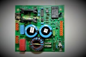 X ray Pcb Sedecal A3004 Filament Driver Used In Veterinary Generator