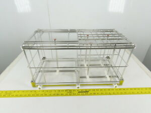 Steris Km 5 Fd68 0 5 Stem Spindle Header Laboratory Glassware Washer 400 500xls