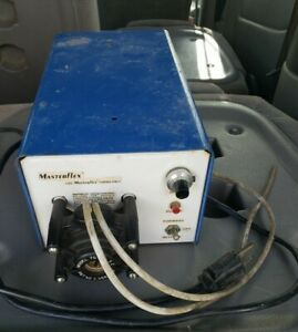 Cole Parmer Masterflex Peristaltic 7520 35 Pump Drive With Head untested