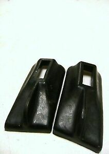 New 1938 Ford Deluxe 1939 Standard Front Bumper Arm Grommets 81a 17772 3