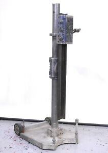 40 Truco Diamond Core Drill Rig Base Stand For Up To 12 Bits Compare Hilti Dds
