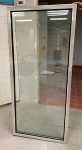 Walk In Cooler Glass Doors With Frames 12 Doors 4x3 Brand Styleine