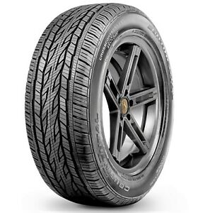 4 New Continental Crosscontact Lx20 Ecoplus 255 65r18 111s A s All Season Tires