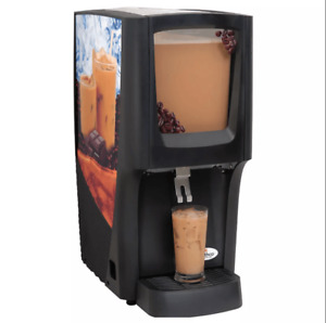 Crathco C 1s 16 Refrigerated Drink Dispenser W 1 5 Gal Bowl Pre Mix