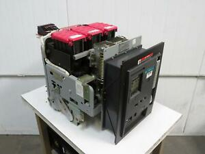 Ge We3dgpdxxxaxxbx Wpx 08 Wavepro Power Circuit Breaker 800 Amp Frame Size T1553