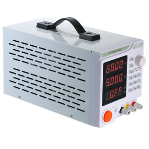 Variable Adjustable 0 60v 0 5a Dc Switching Power Supply Digital Regulated C2s1