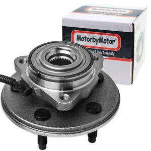 Moog Front Wheel Bearing Hub For 2002 2005 Ford Explorer 4 0l 4 6l 515050 W abs