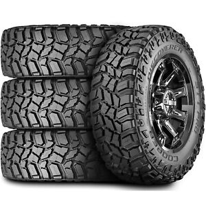 4 New Cooper Discoverer Stt Pro Lt 295 65r20 35x11 50r20 E 10 Ply M T Mud Tire