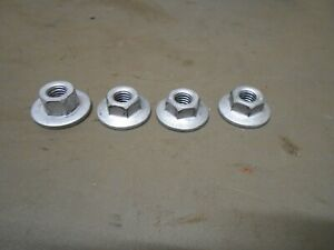 03 2003 Base Model Cadillac Deville Xbm Steering Column Mouting Nuts Set