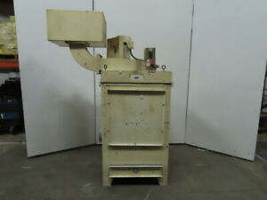 5 Hp Dust Collection Unit Dust Collector 208 230 460v 3 Phase W Silencer
