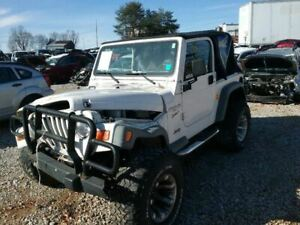 Engine 4 0l Vin S 8th Digit Fits 00 04 Wrangler 737144