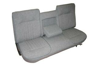 Ford F150 Pickup Upholstery For Front Bench Seat With Center Arm Rest 1987 1991