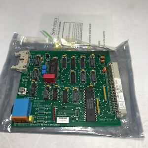 Servomex Printed Circuit Board 3953 5784 Used