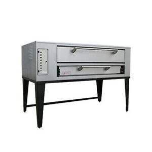 Marsal Sd 10866 Gas Deck type Pizza Bake Oven