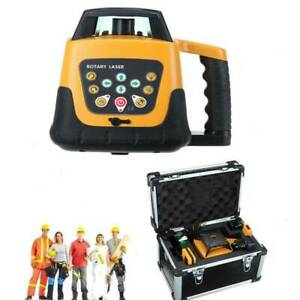 Ridgeyard Rotary Green Self leveling Rotating Laser Level 500m