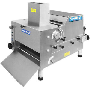 Somerset Cdr 170 Compact Dough Bread Moulder 15 Synthetic Rollers