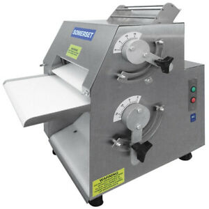 Somerset Cdr 1100 11 Synthetic Dough Roller Front Operation