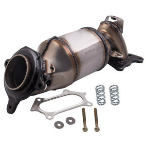 Outlet Manifold Catalytic Converter For Honda Accord 2 4l 4cyl 2008 2012 16590