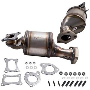 Exhaust Catalytic Converter Front Left Right For Acura Zdx mdx 3 7l 2010 2013