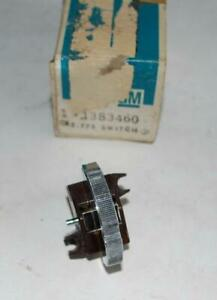 Nos 1968 Buick Riviera Lesabre Electra Wildcat Courtesy Map Lamp Switch 1383460