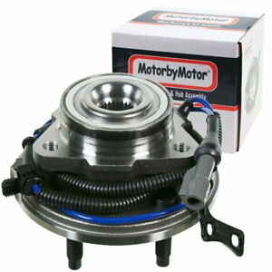 Moog Front Wheel Bearing Hub For 2006 2010 Ford Explorer Mercury W Abs 515078