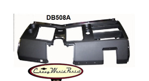1968 Chevelle Malibu El Camino Dash Instrument Panel Bezel Without Air