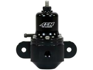 Aem High Cap Universal Adjustable Fuel Pressure Regulator 25 305bk