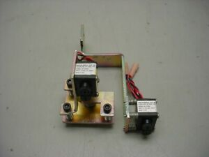 Lot Of 2 Marconi Medical Systems 83952 5vdc 150ma Laser Class 2