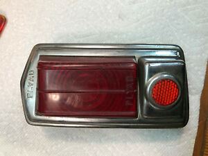 1949 Plymouth Tail Light Lamp Lens And Assy