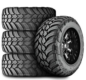 4 New Amp Mud Terrain Attack M T A Lt 35x15 50r22 Load F 12 Ply Mt Mud Tires