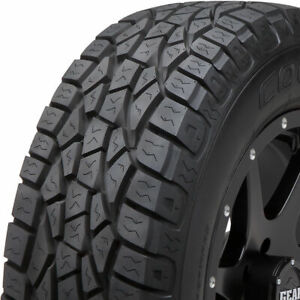 2 New Cooper Zeon Ltz 305 50r20 120s Xl A s All Season Tires
