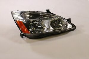 For Honda Accord Coupe Sedan 2004 Driver Side Replacement Headlight