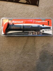 Ramset Trigger Shot 22 Cal Powder actuated Fastening Tool