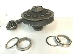 Ring Pinion Gears W Carrier Assembly 1988 96 Ford F 450 Superduty 7 3 Dana 80