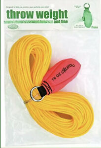 Weaver Arborist Throw Weight Line Kit 12 Oz Free Shipping Orange