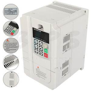 7 5hp 380v 5 5kw 15a Variable Frequency Drive Inverter Vfd 3 Phase Speed Control
