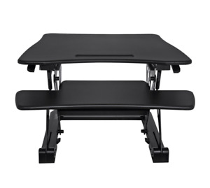 Standing Desk Height adjustable Desktop Stand Up Desk Work Surface Office Table