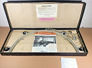 Rare Nos Ford Model A Crescent Clearview Windshield Warmer Original Box Papers