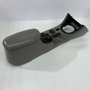 1999 2004 Oem Ford Mustang Center Console With Armrest And Storage S5916