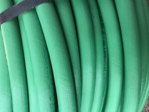 High Pressure Chemical Spray Hose 600 Psi 3 8 Inch X 300 Foot Green