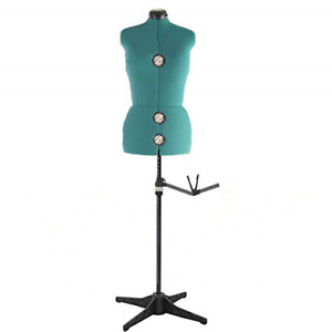 Adjustable Mannequin Dress Form With Tri pod Stand 13 Dials Pinnable Female For