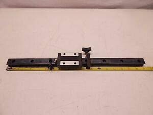 Thk Sr25 Bearing W 18 Cnc Linear Slide Rail